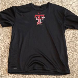 Nike Fit Texas Tech shirt